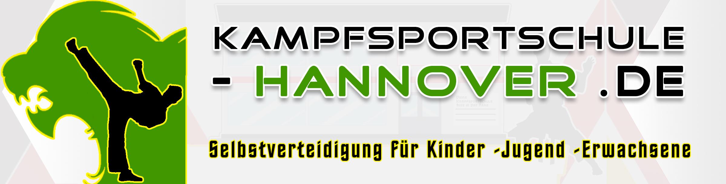 Logo der Kampfsportschule in Hannover