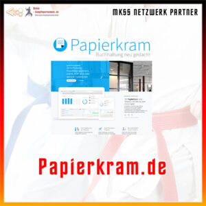 Profilbild 030 Papierkram Buchhaltung Software